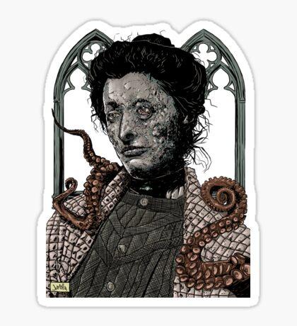Victorian Gothic Sticker
