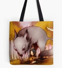 Wolf Lullaby  Tote Bag