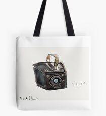 Brownie Camera Sketch  Tote Bag