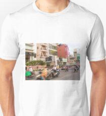 Rush Hour Saigon Vietnam T-Shirt