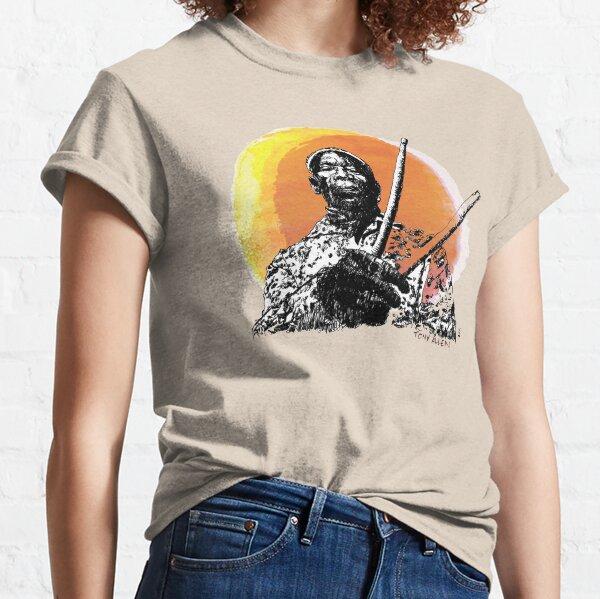 Afrobeat drummer Classic T-Shirt