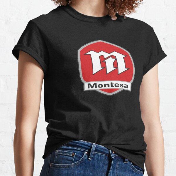Montesa Motocicletas Camiseta clásica