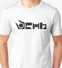 Combine Symbol   Black T-Shirt