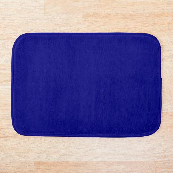 Classic Solids (Cobalt Blue) Bath Mat