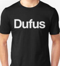 Dufus invert Unisex T-Shirt