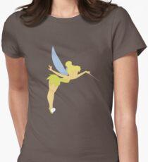 Tinker Bell Tailliertes T-Shirt für Frauen