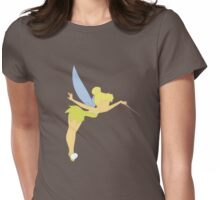 Tinkerbell Womens Fitted T-Shirt