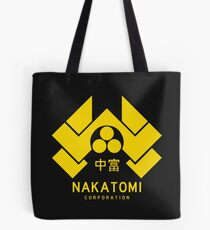 Nakatomi Corporation Tote Bag