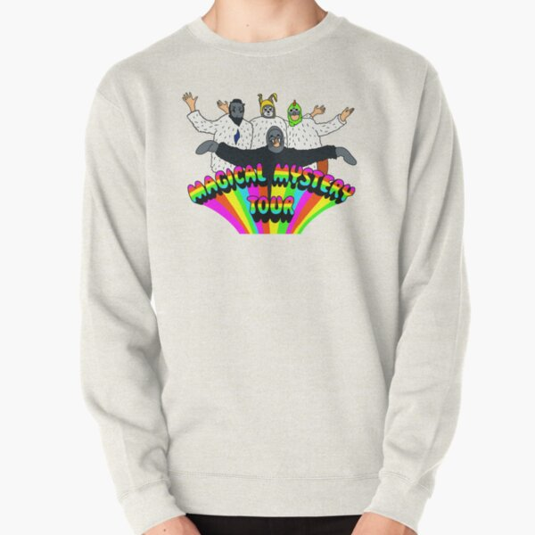 magical mystery tour Pullover Sweatshirt