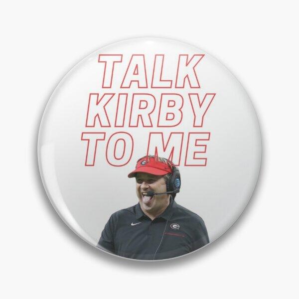 Talk Kirby to Me Pin