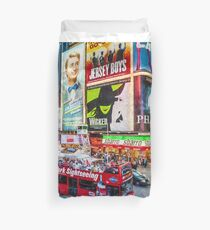 Times Square II (OP) Duvet Cover
