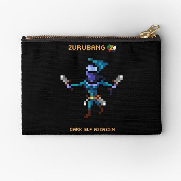 Dark Elf Assassin - Zurubang Zipper Pouch