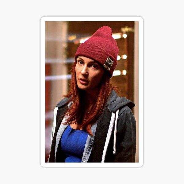 Nicole Haught Wynonna Earp Season 4 Beanie Sticker