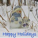 Happy Holidays by Rochelle Smith