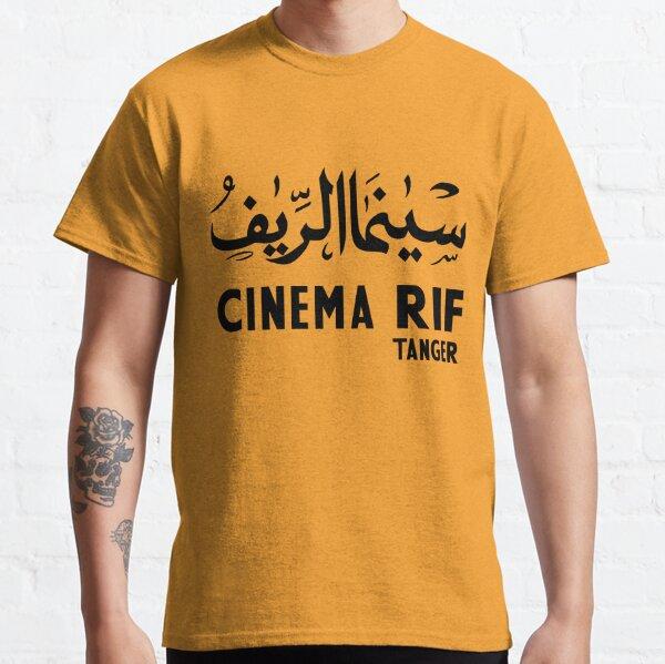 Cinéma Rif Tanger T-shirt classique