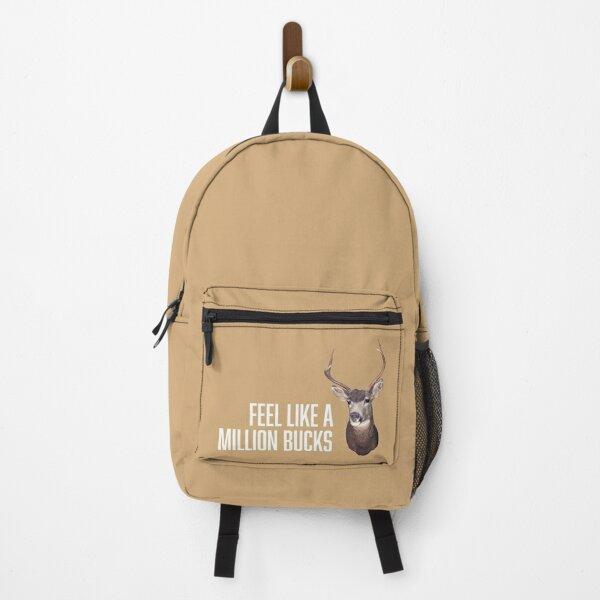 Feel like a million bucks Backpack