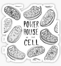 Powerhouse of the Cell  Sticker