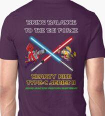 Squid Hunters WA Hearty Rise TypeC Egi Force Unisex T-Shirt