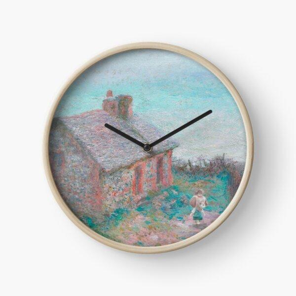 Isabelle's Seaside Stay Clock