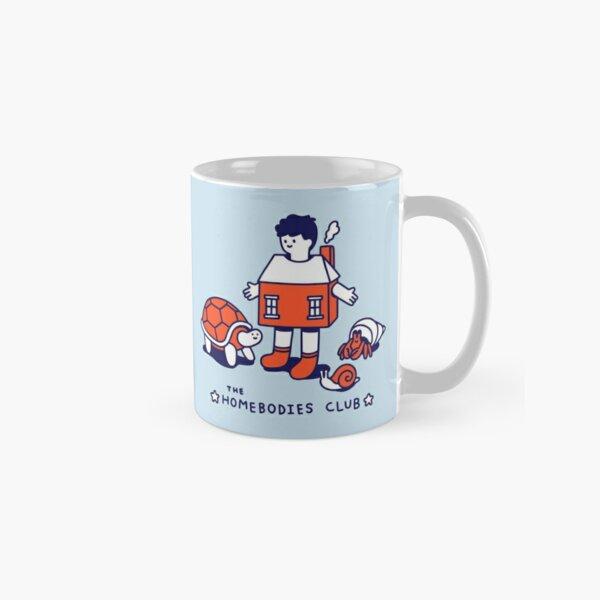 The Homebodies Club Classic Mug