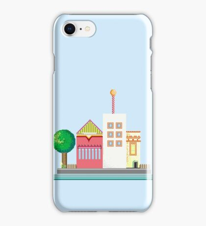 Village at the Coast VRS2 iPhone Case/Skin