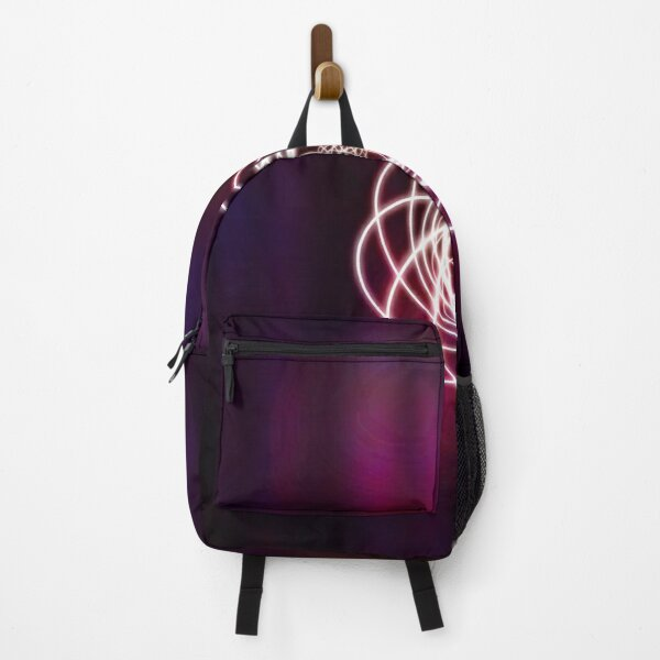 Curtain Curl Backpack