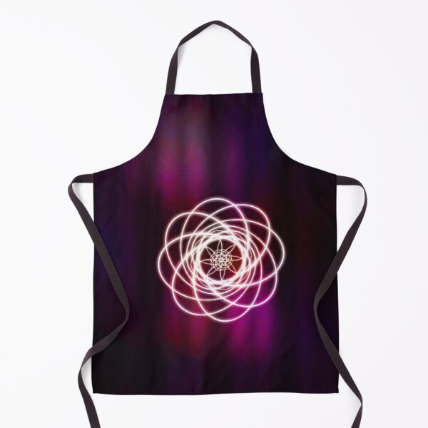 Curtain Curl Apron
