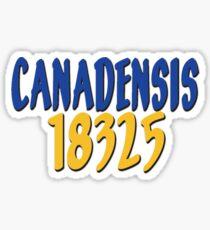 Canadensis - 18325 Sticker