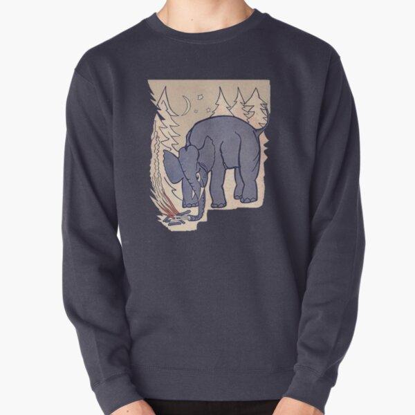 """Calvé-Delft's Winterboekje (The Microphones, """"The Glow Pt. 2"""") Pullover Sweatshirt"""