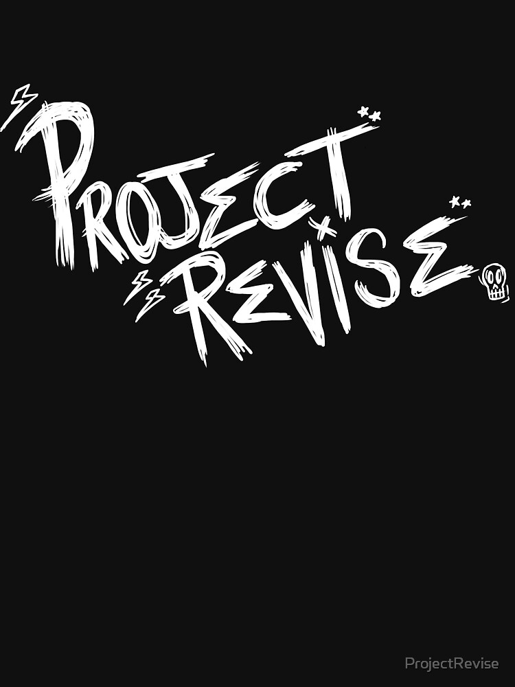 PROJECT REVISE Squiggle Logo Design by ProjectRevise
