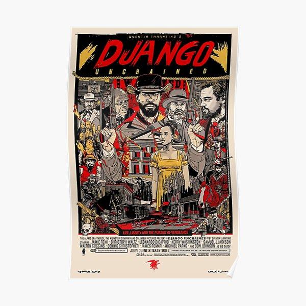Django Unchained 5 (HD) Poster