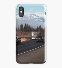 On Transcanada iPhone Case/Skin