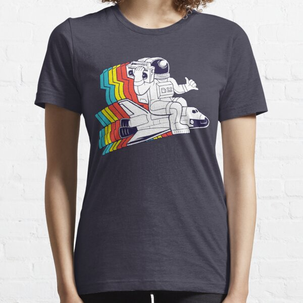 funky astronaut Essential T-Shirt