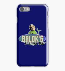 Star Trek - Balok's Tranya Bar iPhone Case/Skin
