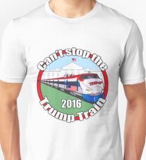 Can't stop the Trump train  T-Shirt