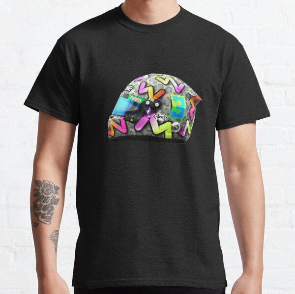 2020 Casque Daniel Ricciardo  T-shirt classique