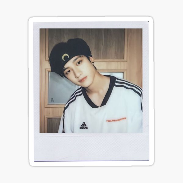 Bang Chan Polaroid Sticker