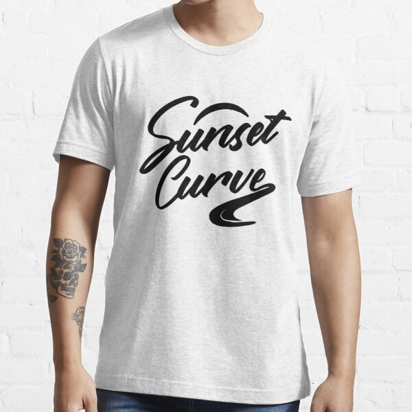 Sunset Curve Essential T-Shirt