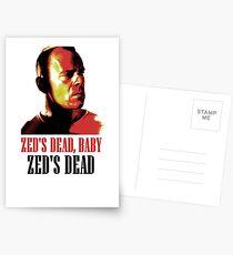 Zed Is Dead Postcards