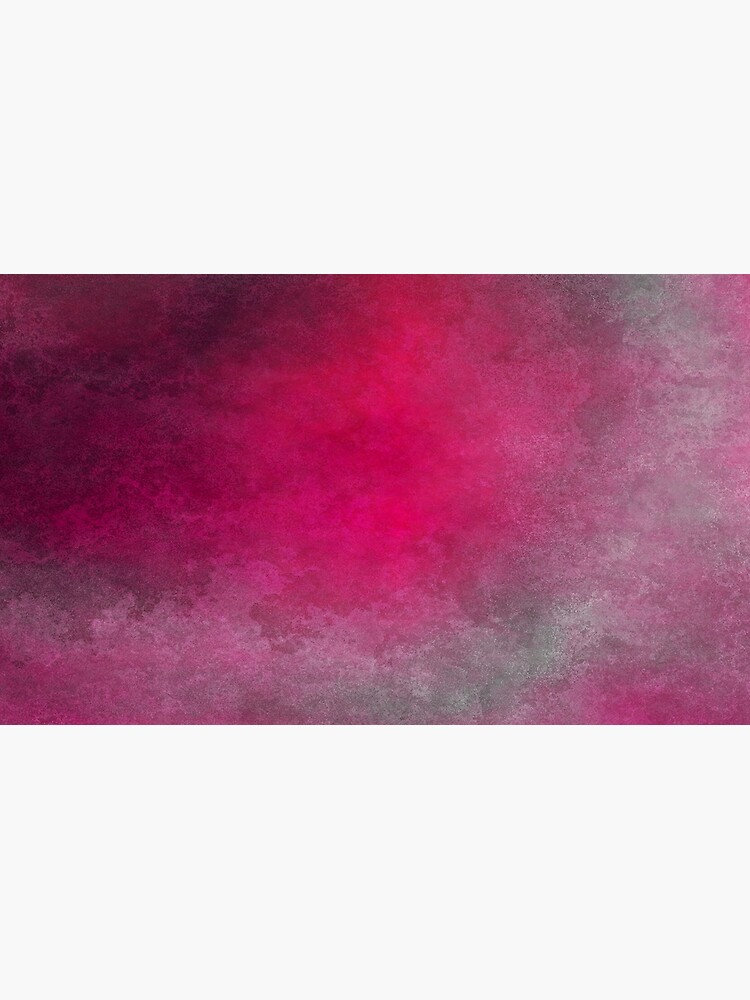 Hot Pink Mask Abstraction by mikepil