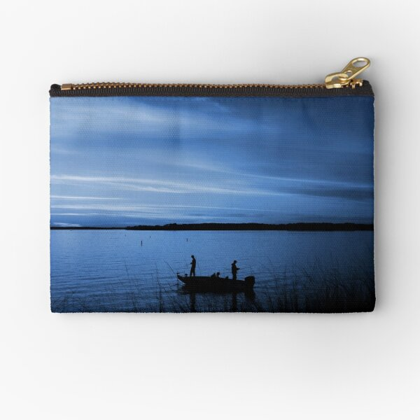Two If By Sea Zipper Pouch