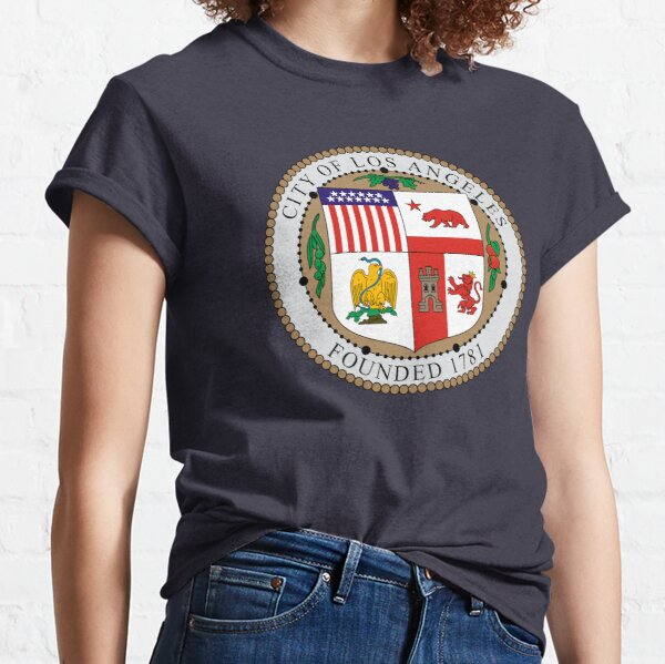 Los Angeles seal Classic T-Shirt