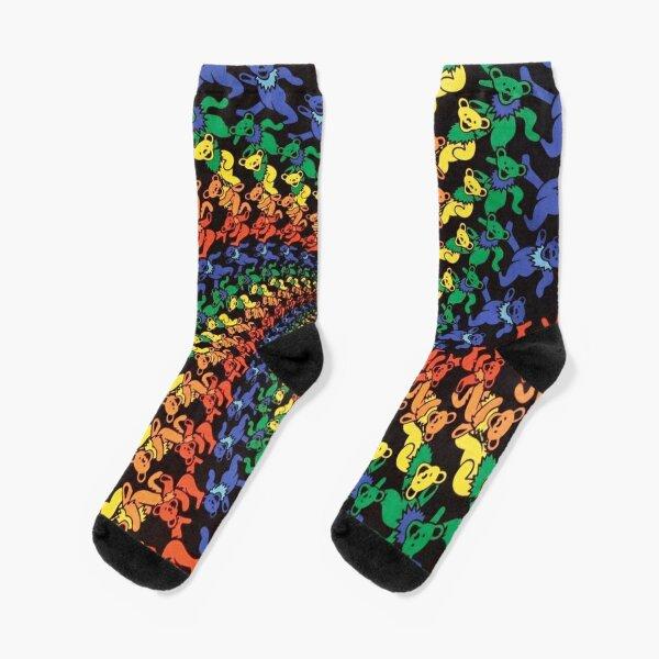 Dancing Bears Socks