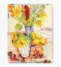 In the artist's studio iPad Case/Skin