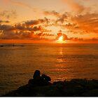 A Land's End Sunset von brimel55