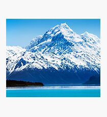 Mount Cook Photographic Print