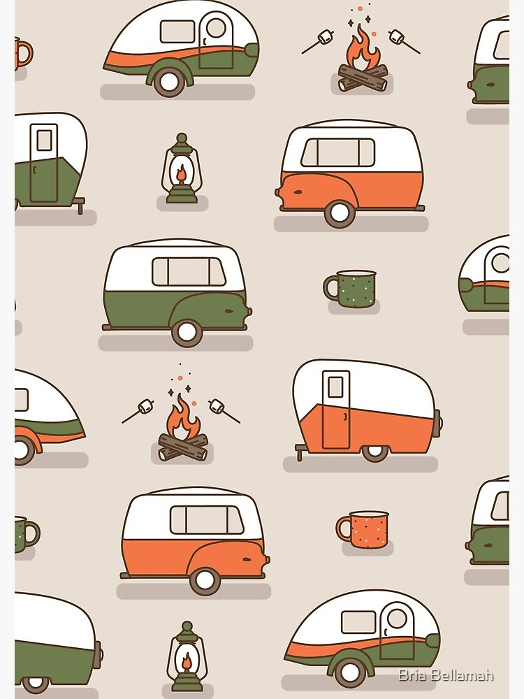 Happy Camper by briabellamah