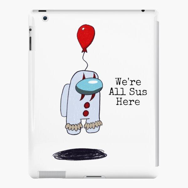 Todos somos sus aquí Funda rígida para iPad