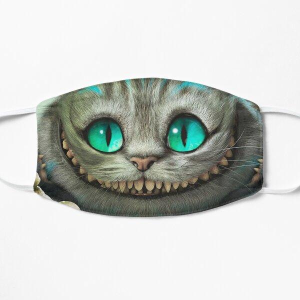 Cheshire Cat Tim Burton Masque sans plis