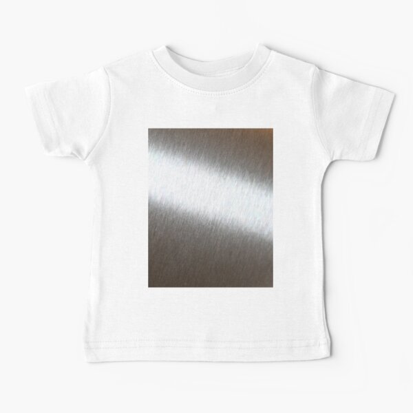 Stainless steel Baby T-Shirt